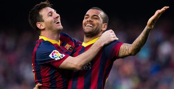 Messi Kurang Bantuan di Barcelona