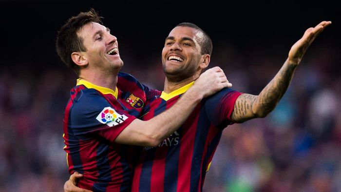 Lionel Messi Kurang Bantuan di Barcelona