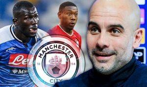 Manchester City Sanksi Dicabut