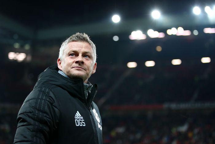 Manchester United Ingin Serius di Liga Champions