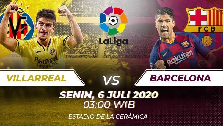 Prediksi Villarreal vs Barcelona