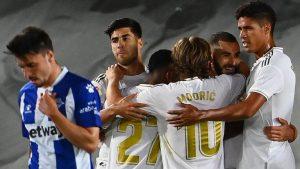 Real Madrid Di Atas Angin