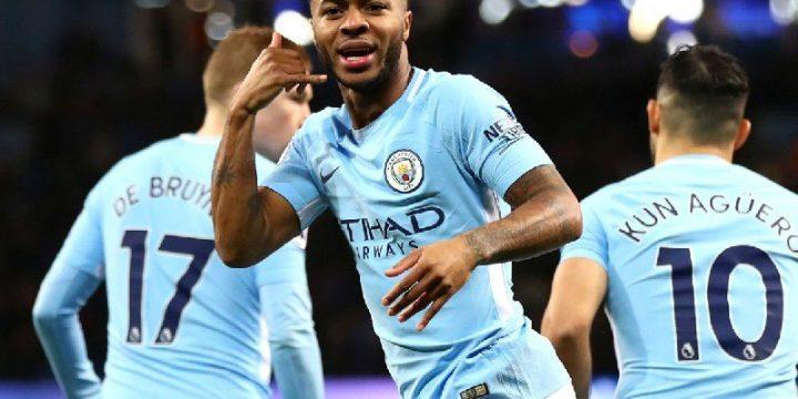 Sterling Hat-trick, City Menang 5 – 0
