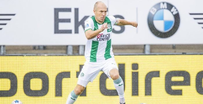 Arjen Robben Membuat Comeback