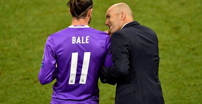 Bale vs Zidane : Batal Dijual dan Dicadangkan