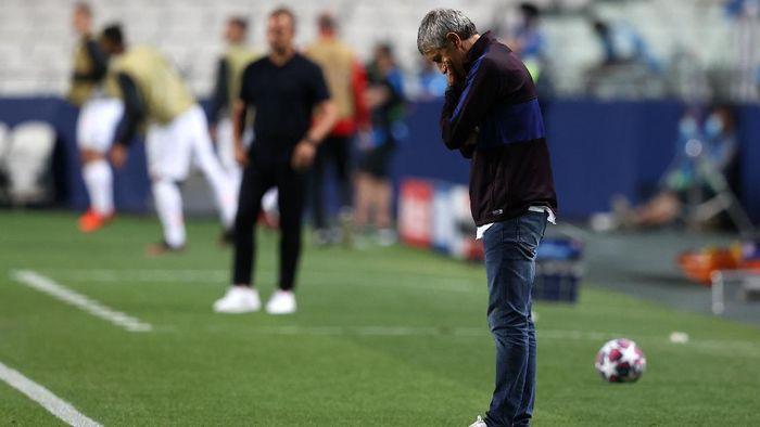 Barca Dipermalukan Bayern