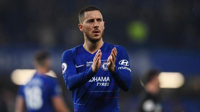 Chelsea Susah Move On dari Hazard