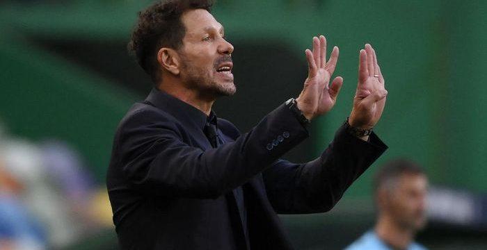 Diego Simeone, Lagak di Pinggir Lapangan