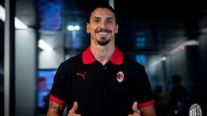 Ibrahimovic Milan Rumah Saya