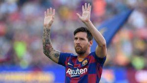Lionel Messi Pilih Inter Milan
