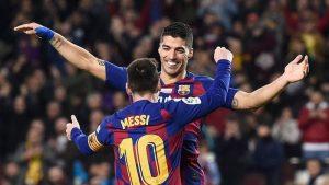 Luis Suarez Terancam Didepak Barcelona