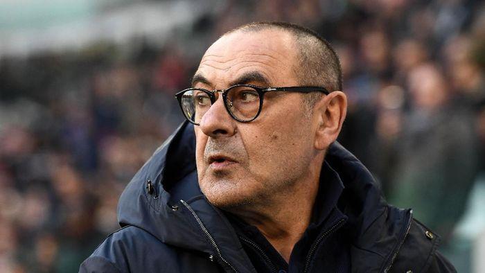Maurizio Sarri Resmi Dipecat Juventus