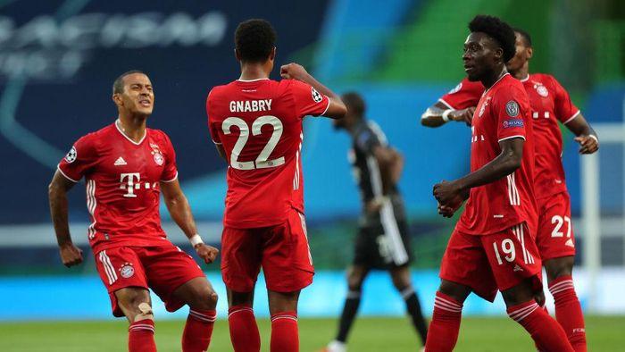 PSG vs Bayern, Duel Hebat Tim Kuat Eropa