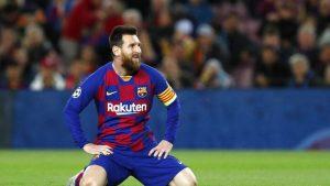 Paris Saint Germain Tertarik dengan Lionel Messi
