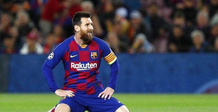 Paris Saint-Germain Tertarik dengan Lionel Messi