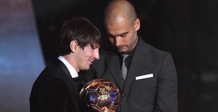 Pep Guardiola dan Lionel Messi Akan Reuni?
