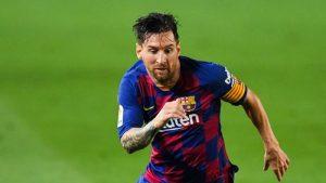 Presiden Barcelona Ucap Perpisahan Untuk Messi