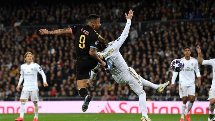 Real Madrid Tidak Khawatir Tertinggal dari Man City