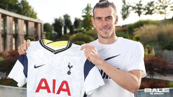 Gareth Bale Resmi Gabung Tottenham