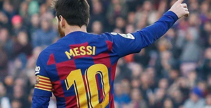 Lionel Messi Masih Kapten Barcelona