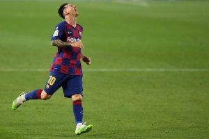 Lionel Messi Sudah Tiga Kali Absen Latihan