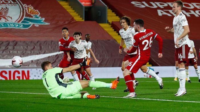 Liverpool Menumbangkan Arsenal 3 - 1