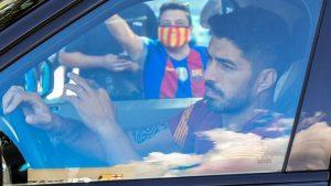 Luis Suarez Menanggapi Hoax Dengan Senyuman