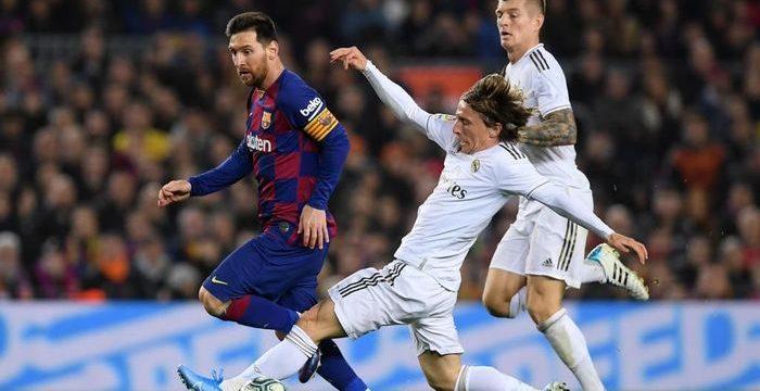 Luka Modric Singgung Kepergian Ronaldo dari Messi