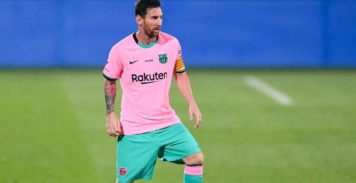 Manchester City Gagal Dapatkan Lionel Messi