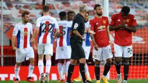 Manchester United Takluk dari Crystal Palace