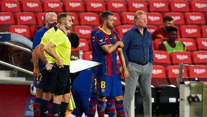 Miralem Pjanic Pernah Menolak Barcelona