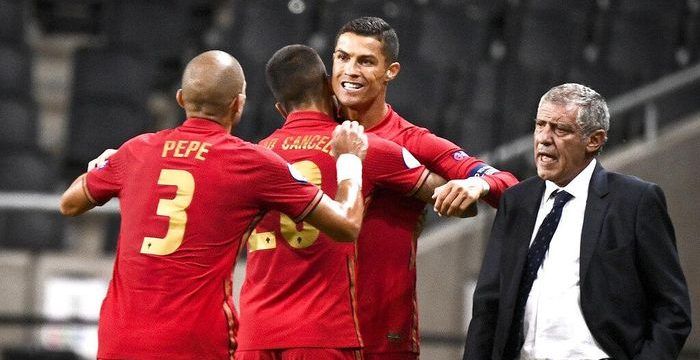 Portugal Selalu Memiliki Cristiano Ronaldo
