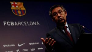 Presiden Barcelona Terjerat Kasus Korupsi