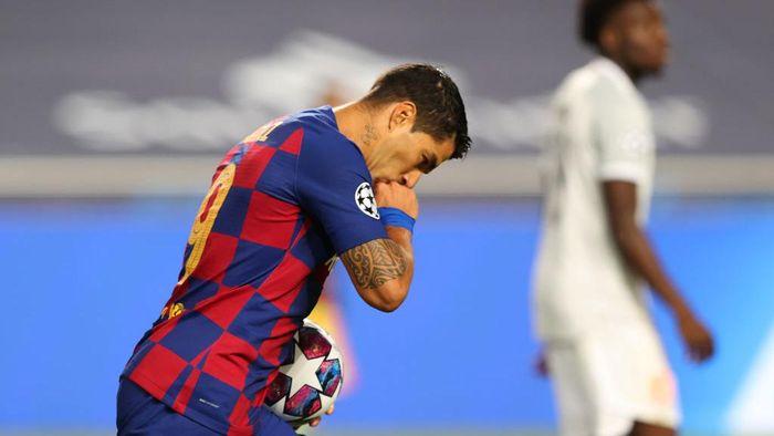 Ronald Koeman Barcelona yang Menjual Suarez