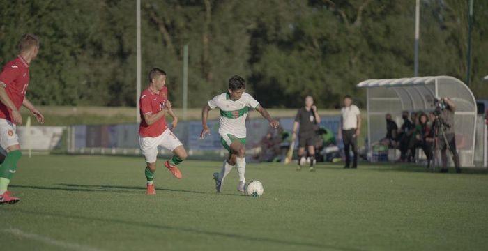 Timnas Indonesia U-19 Dibantai Bulgaria