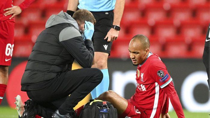 Fabinho Cedera Meski Liverpool Menang