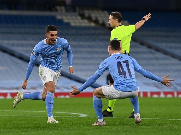 Ferran Torres Mengalirkan Gol dan Assist Untuk Man City