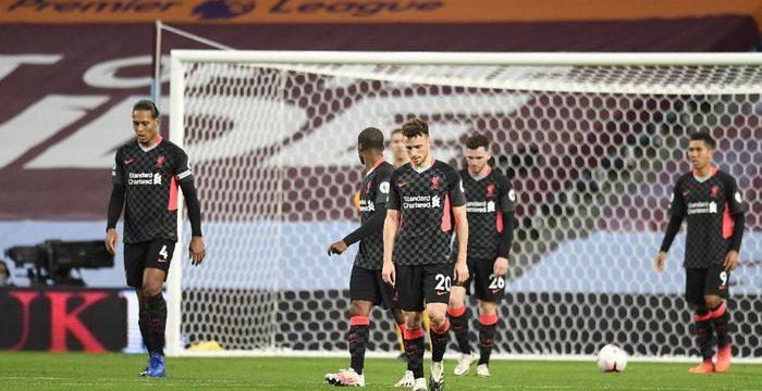 Liverpool Memiliki Kelemahan yang Sudah Terbaca Lawan