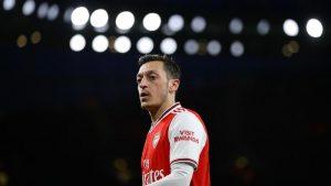 Mesut Oezil Sudah Mainkan Laga Terakhir di Arsenal