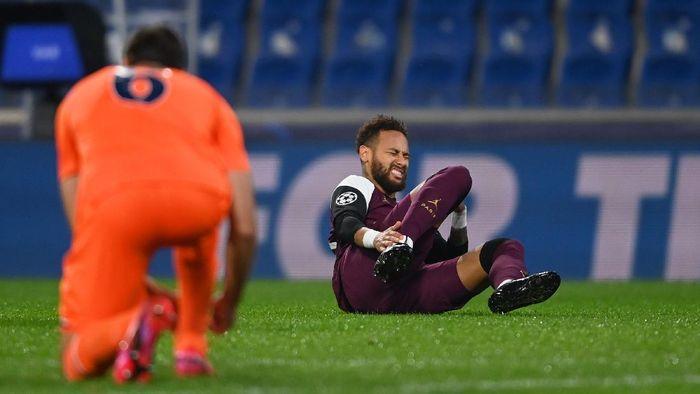 Neymar Jr Akan Absen Lama