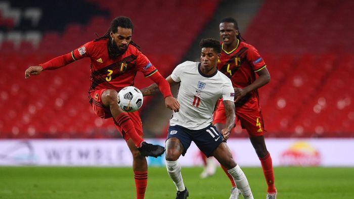 Tim Tiga Singa Menang Lawan Belgia