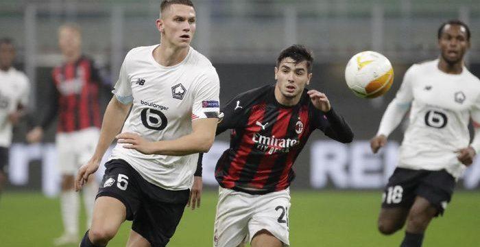 AC Milan Kalah Juga Akhirnya