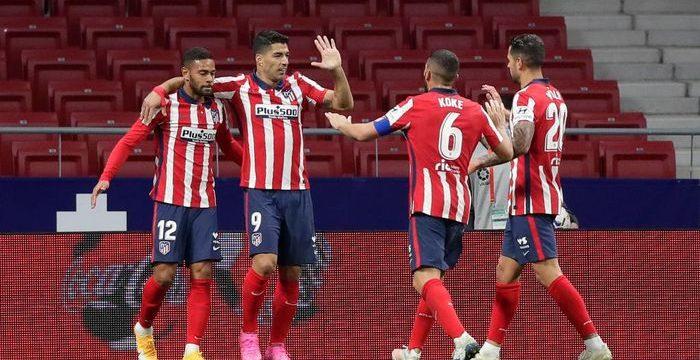 Atletico Madrid Bisa Jadi Juara La Liga