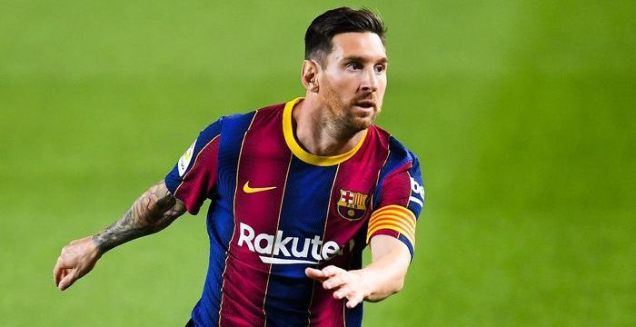 Manchester City Ingin Rekrut Messi