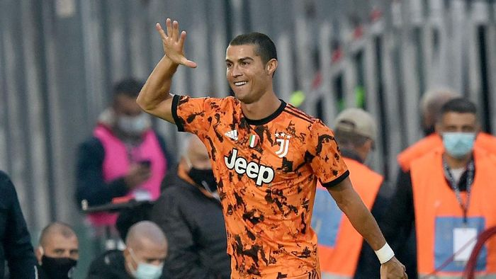 Ronaldo Tidak Pernah Merasakan Sakit