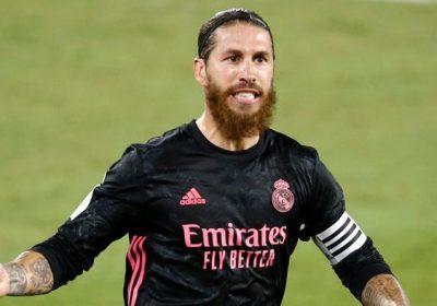 Sergio Ramos Tolak Perpanjang Kontrak Baru
